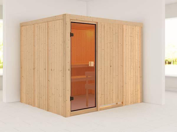Karibu Sauna Nybro 68 mm