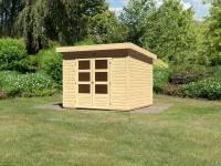 Karibu Woodfeeling Gartenhaus Kandern 6