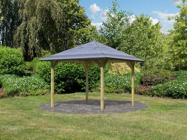 Karibu 4-Eck Pavillon Eco Sevilla